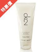 Calvin Klein CK2 中性淡香水 沐浴膠 200ml (27024)【娜娜香水美妝】