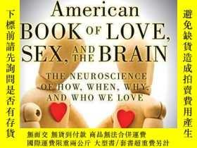 二手書博民逛書店The罕見Scientific American Book Of Love, Sex And The Brain奇