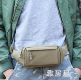多功能戶外戰術腰包女跑步手機裝備男士迷彩胸包運動騎行包彈弓包YJ4568【雅居屋】