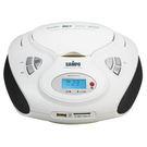 【艾來家電】【分期0利率+免運】SAMPO 聲寶 USB/SD/CD/MP3手提音響 AK-W1013UL