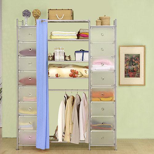 【中華批發網DIY家具】D-60-04-PP+W5+PP型60公分衣櫥櫃-(前罩)不織布