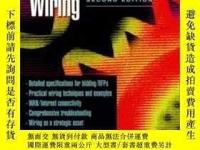 二手書博民逛書店Telecommunication罕見Wiring (2nd Edition)-電信布線(第二版)Y43663