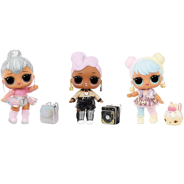 L.O.L. Surprise Big B.B. Doll Asst 玩具反斗城