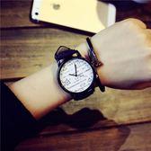 韓國ulzzang原宿風學生韓版時尚潮流復古簡約文藝范男女情侶手錶