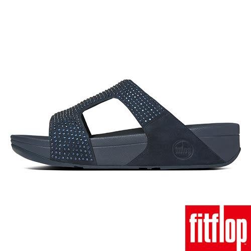 FitFlop TM - ROKKIT TM H SLIDE-海軍藍