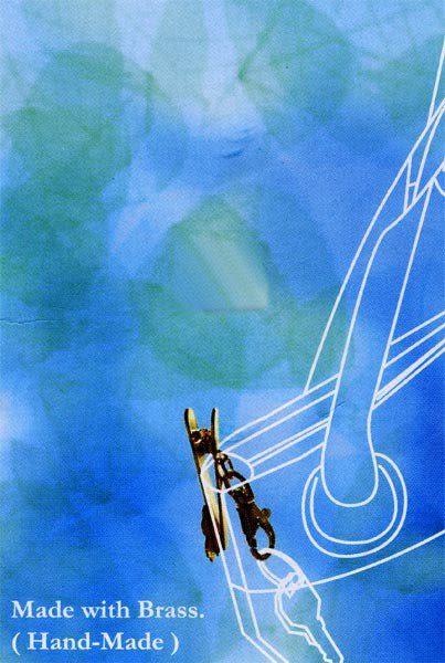 【鹿港窯】景泰藍夾式皮包索圈‧唐裝‧出外公差‧旅行‧方便你快速拿到鑰匙
