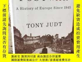 二手書博民逛書店Postwar罕見A history of Europe since 1945 by Tony Judt — 托尼