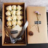 618好康又一發生日禮物香皂花玫瑰禮盒送女生