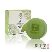 茶寶 潤覺茶 茶籽綠豆薏仁潔顏皂 100g【BG Shop】洗臉 洗面皂