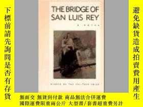 二手書博民逛書店The罕見Bridge Of San Luis ReyY255562 Thornton Wilder Harp