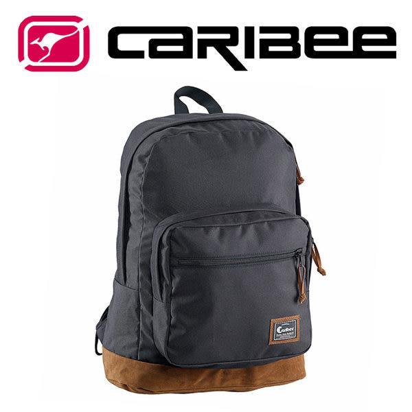 澳洲 Caribee RETRO 背包 26L 黑 休閒│旅遊│戶外│露營│城市背包│方背包 CB-6250