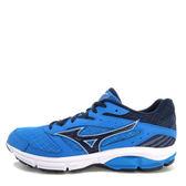 Mizuno Wave Surge [J1GC171318] 男鞋 運動 走路 跑步 氣墊 避震 休閒 美津濃 深藍