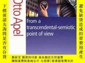 二手書博民逛書店From罕見A Transcendental-semiotic Point Of ViewY255562 Ka