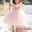 【Lovin' Sweetii】夢幻小公主網紗蓬裙童洋裝~限量款