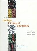 二手書博民逛書店 《Lehninger Principles of Biochemistry》 R2Y ISBN:1572599316│Worth Pub