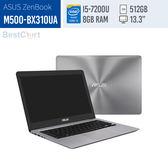 福利品ASUS/BX31UA/i5-7200U/8Gx1/512GSSD/1.45KG/WIN10P/2Y
