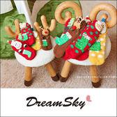立體 Q版 聖誕襪 小孩 大人 襪子 兒童襪 中筒襪 聖誕 交換 禮物 保暖襪 孩童 爸媽 母女襪 DreamSky