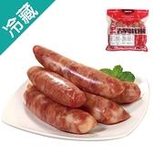 優酪古早味豬香腸(約300G)/包【愛買冷藏】