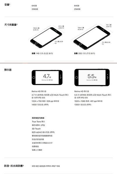 Apple iPhone 8 Plus 256G 智慧型手機