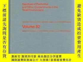 二手書博民逛書店Residue罕見Reviews (Volume 82,1982