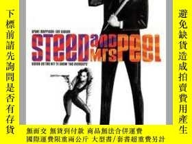 二手書博民逛書店Steed罕見and Mrs. Peel: The Golden GameY410016 Grant Morr
