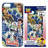★APP Studio★【日本iJacket】迪士尼正式授權 iPhone5C保護殼《復古皮革漆系列-玩具總動員》