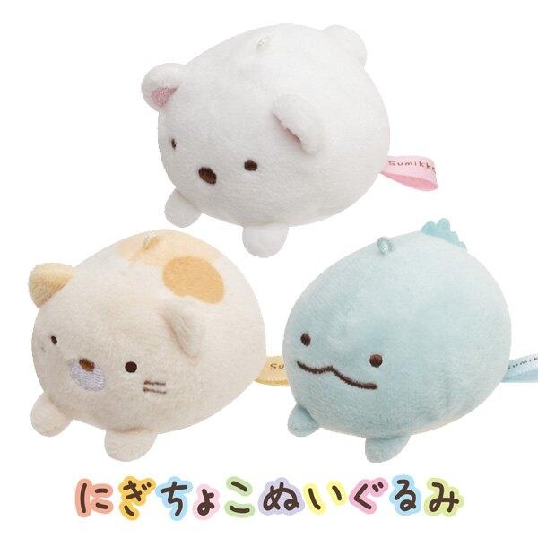 【角落生物 疊疊樂娃娃】角落生物 沙包玩偶 娃娃 吊飾 疊疊樂 超舒服觸感 日本正版 該該貝比