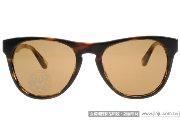 OLIVER PEOPLES 太陽眼鏡 BRAVERMAN 100353 (鋶棕) 好萊塢大明星墨鏡 # 金橘眼鏡