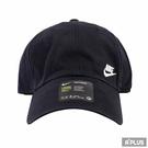 NIKE 女 W NSW H86 CAP FUTURA CLASSIC 可調式運動帽 刺繡 - AO8662010