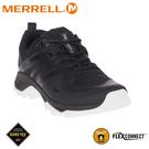 【MERRELL 美國 男 MQM FLEX 2 GORE-TEX多功能健行鞋《黑/白》】034229/運動鞋/健行/慢跑