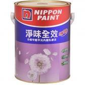 立邦淨味全效乳膠漆百合白5L