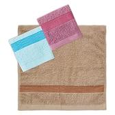 素色彩緞方巾【顏色隨機出貨】