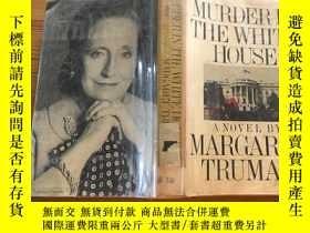 二手書博民逛書店murder罕見in the white house ( d71)Y266787