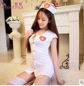 性感情趣內衣透視護士服吊襪帶成人制服激情用品
