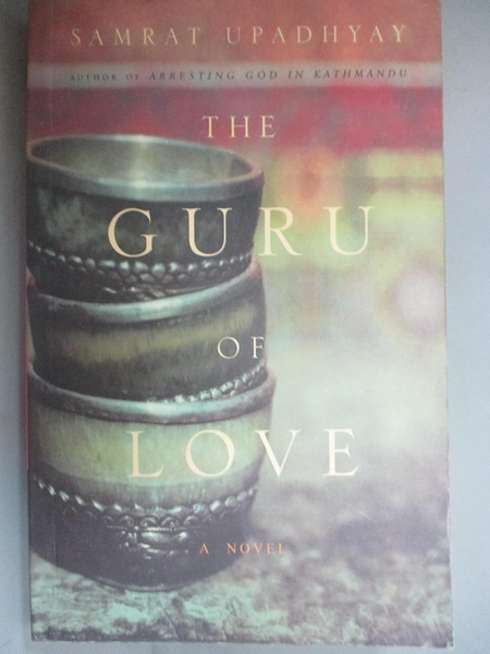 【書寶二手書T1/原文小說_OIC】The Guru of Love_Upadhyay, Samrat