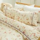 HO KANG  精梳棉單人床包+雙人鋪...