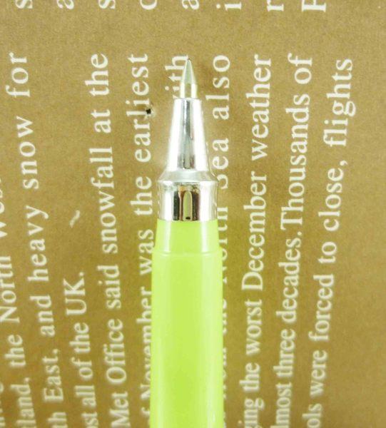 【震撼精品百貨】Metacolle 玩具總動員-原子筆/中性筆-巴斯圖案-綠色