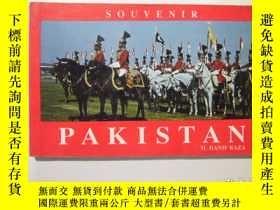 二手書博民逛書店pakistan罕見巴基斯坦 e12-5Y225395