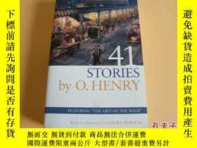 二手書博民逛書店英文原版41罕見Stories: 150th Anniversary Edition (Signet Classi