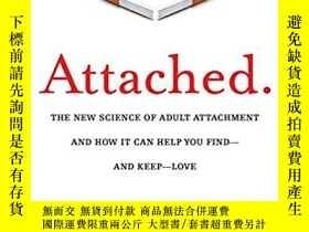 二手書博民逛書店Attached:罕見The New Science of Ad