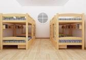 上下床實木高低床松木上下鋪木床子母床大人雙層床兒童成年宿舍床