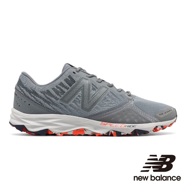 【New Balance】越野跑鞋 MT690RA2-2E 男性 灰色