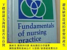 二手書博民逛書店Fundamentals罕見of nursing practic