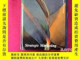 二手書博民逛書店Strategic罕見Marketing.Y161031 出版1