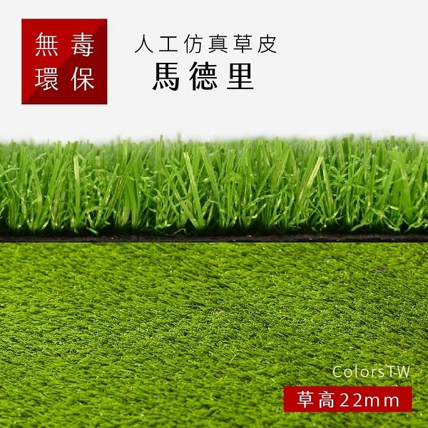 人工仿真草皮 【馬德里】 尺寸1X1m 人工草皮 人造草皮 拼接 園藝 景觀