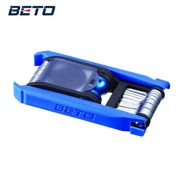 BETO QikFix Fully Loaded 工具組 BT-341 / 城市綠洲(14合1多功能工具、自行車、CO2氣嘴)