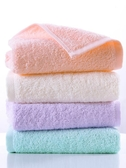 【4條裝】金號毛巾純棉洗臉家用成人