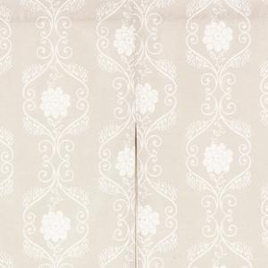 銀色大地印花短門簾 90x90cm