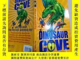 二手書博民逛書店DINOSAUR罕見COVE:恐龍灣 Y200392
