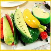 文具 超人氣仿真蔬菜水果圓珠筆 冰箱貼